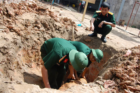 USD700 millionn needed for unexploded ordnance removal by 2025