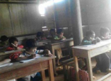 Pupils in Quang Ngai struggle with difficulties