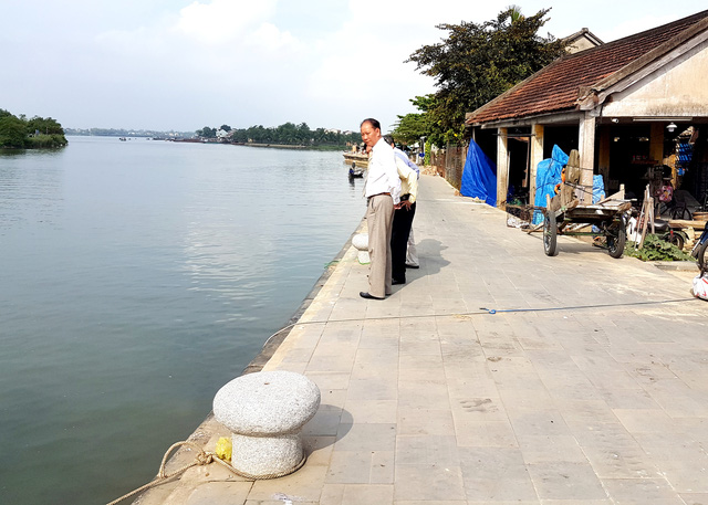 USD6-million dyke to protect Hoi An ancient town inaugurated