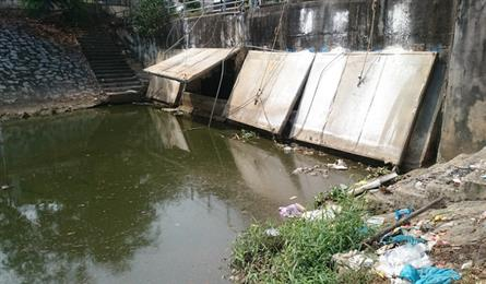 Danang sees more polluted canals