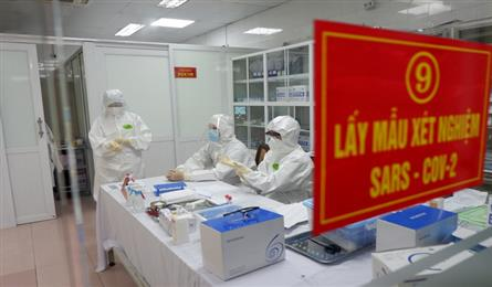 Woman in Hanoi re-infected with Covid-19