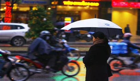 Northern region faces cold and rainy weather
