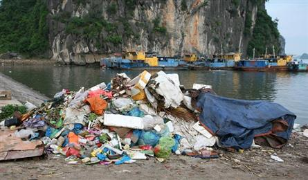 Plastic waste – serious threat to environment
