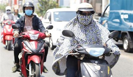 Northern and northern central localities face long hot spell