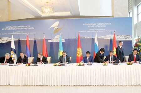 High optimism marks signing of Vietnam-EEU free trade deal