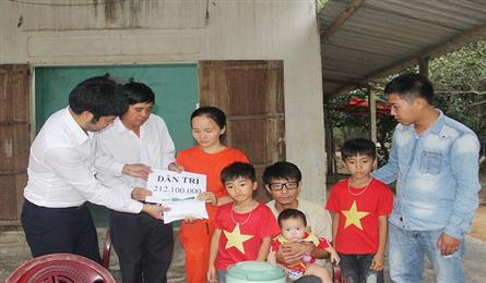 DTiNews readers support ailing couple in Ha Tinh