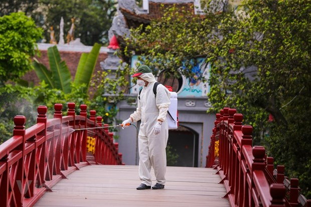 Hanoi tourist sites reopen after anti-pandemic measures