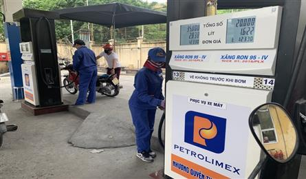 Petroleum prices increase again after pandemic