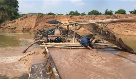Construction Ministry proposes importing sand from Cambodia