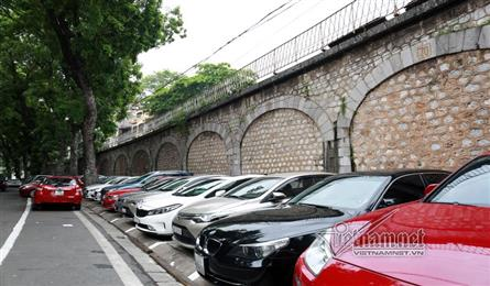 Hanoi to re-open railway arches