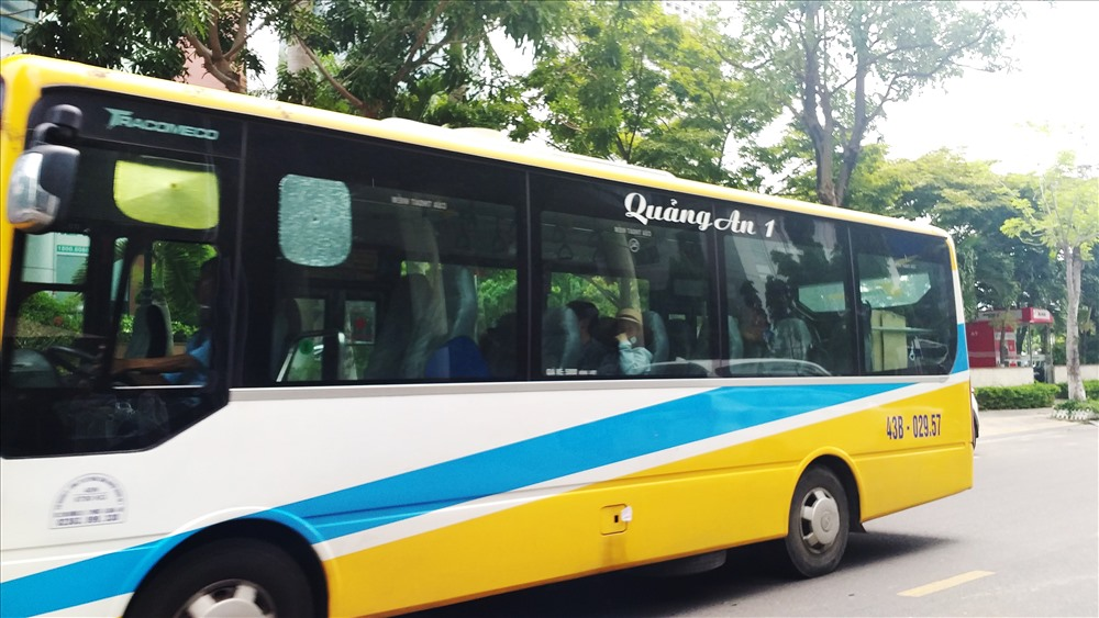 Buses in Danang fail to attract passengers | DTiNews - Dan Tri