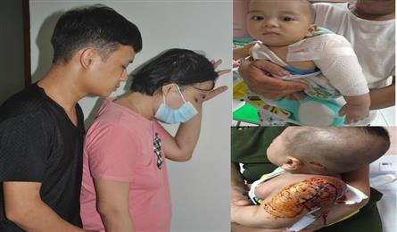 DtiNews readers support poor family with three cancer patients