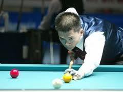 Competition steep at Asian billiards tournament