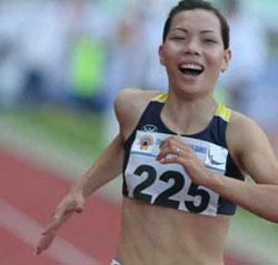 Athletes face stiff competition