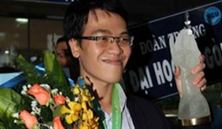 Liem places 4th in World Blitz Chess rankings