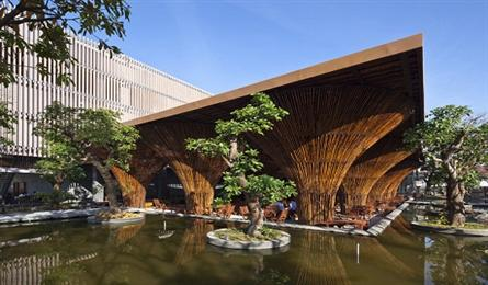 Vietnamese architect shortlisted for an international architecture award