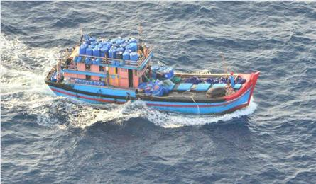 More Vietnamese arrested for illegal fishing in Australian waters