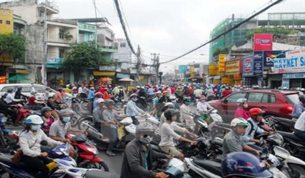Noise pollution affects 15 million Vietnamese people