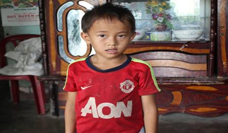 Little boy struggling with incontinence needs help