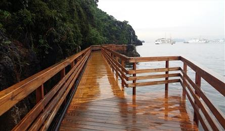 New Ha Long Bay conservation project to serve visitors in Oct