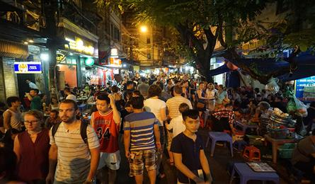 Hanoi nightlife opening hours extended soon