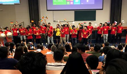 Summer camp for Vietnamese youths in Europe opens