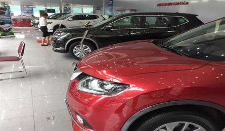 Vehicle sales fall in Ghost Month