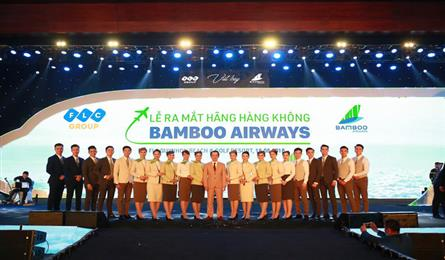 Bamboo Airways officially launched