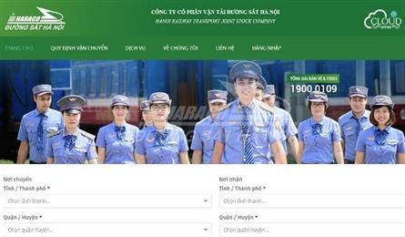 """Hanoi Railway launches new """"home-to-home"""" shipping serv"""