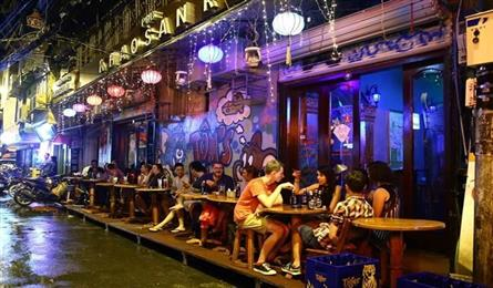 Vietnam dreams of sleepless nightlife