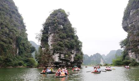 Ha Long Bay to be promoted in World Yacht Race