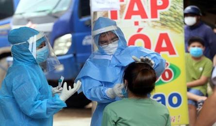 Covid-19 infections on the rise in Vietnam, Hanoi confirms fifth case