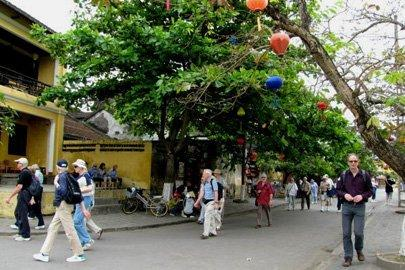 Step back in time at Hoi An Town