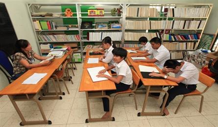 HCM City sees progress in inclusive education