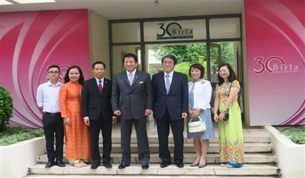 Japan provides USD83,000 to upgrade Hanoi children's village