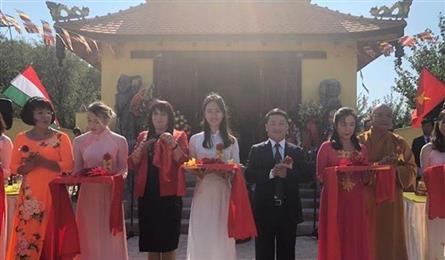 First Vietnamese pagoda recognised in Hungary