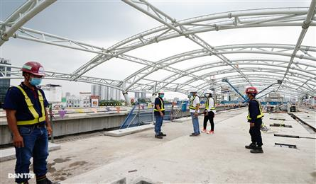 Foreign experts come to speed up HCM City metro project