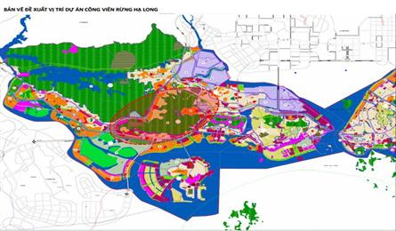 Vingroup wants to build 650-hectare park in Ha Long