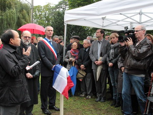 Historical relic site on Vietnam inaugurated in France
