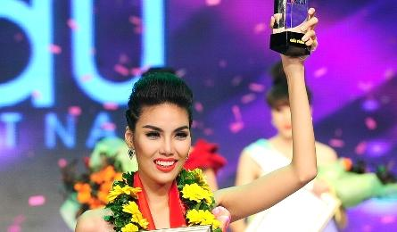Winners of Vietnam Supermodel Contest 2013 announced