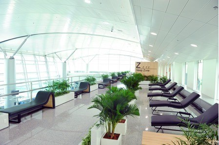 Tan Son Nhat voted among most sleep-friendly airports