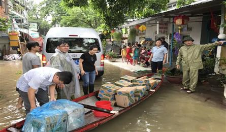 Hue and Danang universities to extend admission period due to severe flooding