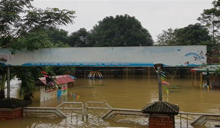 Quang Tri education sector suffers billions of losses after floods