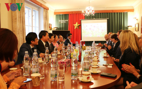 Vietnam, Czech Republic promote tourism cooperation