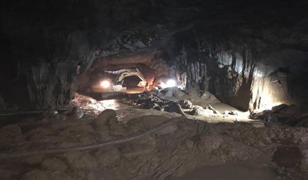 Miners' bodies found after Hoa Binh mine collapse