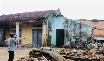 Quang Ngai residents suffer because of stagnant projects