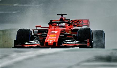 Vettel tops times as Ferrari bounce back with one-two
