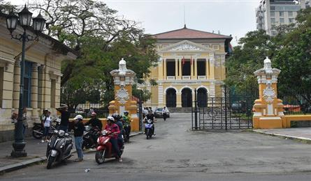 Old HCM City buildings opened for visitors