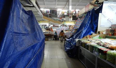 Famous Danang market still deserted due to Covid-19