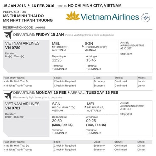Hundreds Cheated In Airline E Ticket Scam Vietnam